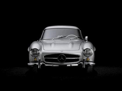 1954 Mercedes-Benz 300 SL ( R198 ) 4