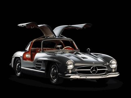 1954 Mercedes-Benz 300 SL ( R198 ) 7