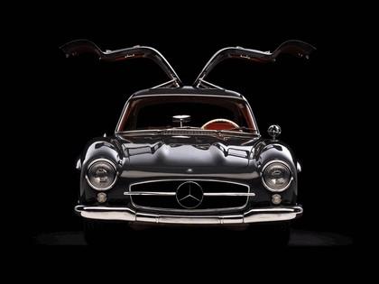 1954 Mercedes-Benz 300 SL ( R198 ) 11