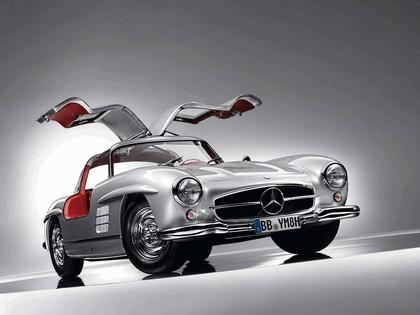 1954 Mercedes-Benz 300 SL ( R198 ) 14