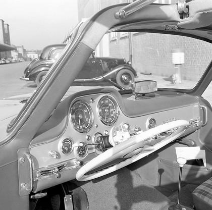 1954 Mercedes-Benz 300 SL ( R198 ) 22