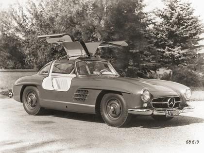 1954 Mercedes-Benz 300 SL ( R198 ) 24