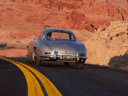 1954 Mercedes-Benz 300 SL ( R198 ) 38