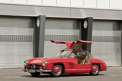 1954 Mercedes-Benz 300 SL ( R198 ) 49