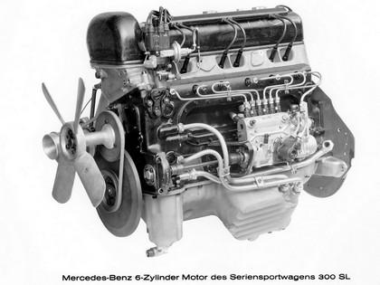 1954 Mercedes-Benz 300 SL ( R198 ) 57
