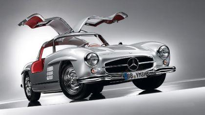 1954 Mercedes-Benz 300 SL ( R198 ) 2