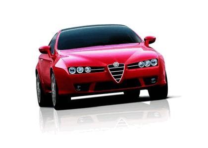 2002 Alfa Romeo Brera 6