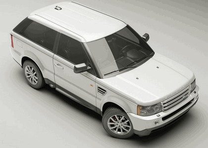 2009 Land Rover Range Rover Sport 3-doors by ARK ReDesign 1