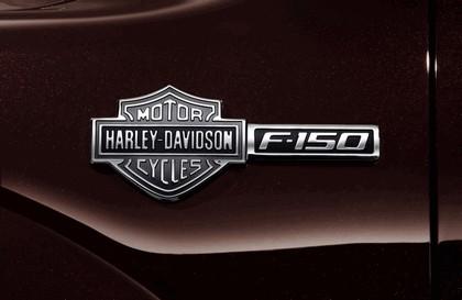 2010 Ford F-150 Harley-Davidson edition 20