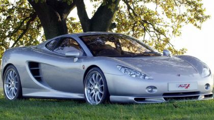 2002 Ascari KZ1 prototype 4