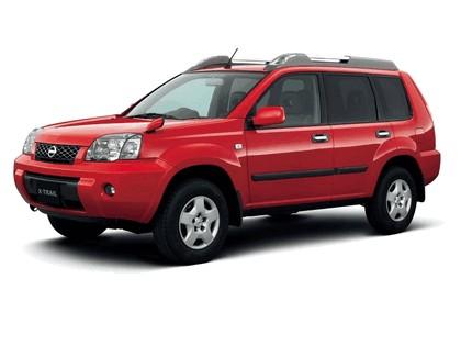 2005 Nissan X-Trail 1