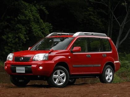 2005 Nissan X-Trail 2