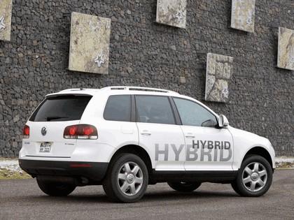 2010 Volkswagen Touareg V6 TSI hybrid 2
