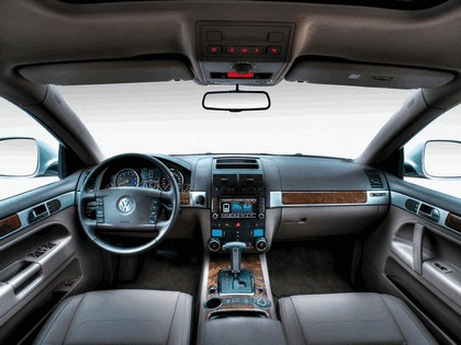 2010 Volkswagen Touareg V6 TSI hybrid 3