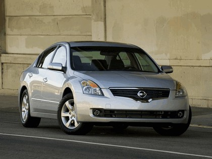 2007 Nissan Altima V6 7