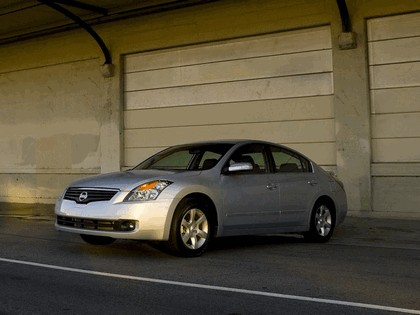 2007 Nissan Altima V6 9