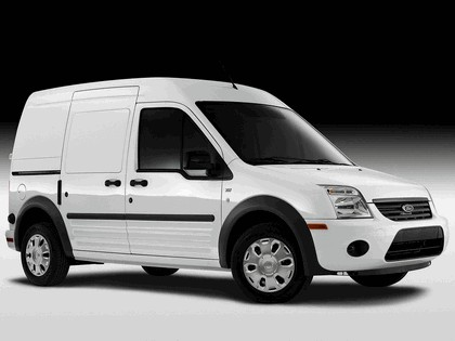 2009 Ford Transit Connect - USA version 2