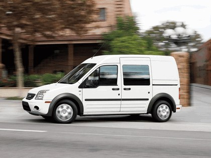 2009 Ford Transit Connect - USA version 6