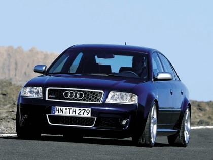 2002 Audi RS6 12