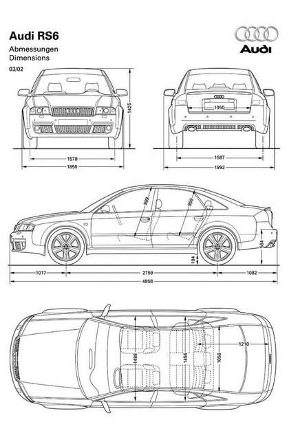 2002 Audi RS6 28