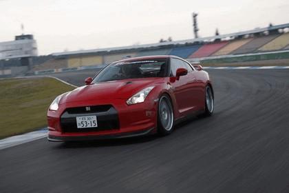 2009 Nissan GT-R R35 by KW automotive 1
