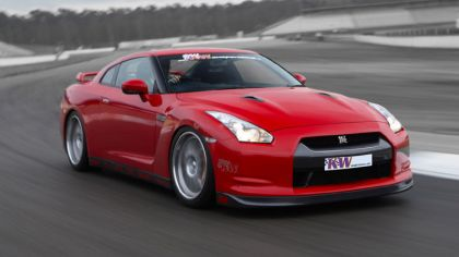 2009 Nissan GT-R R35 by KW automotive 8