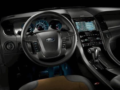 2010 Ford Taurus SHO 50