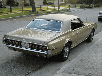 1968 Mercury Cougar XR-7 6