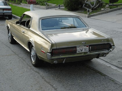 1968 Mercury Cougar XR-7 8