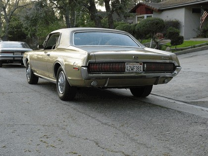 1968 Mercury Cougar XR-7 9