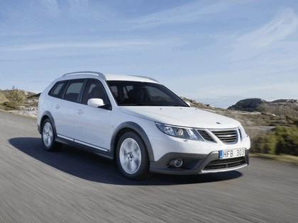 2009 Saab 9-3X 2