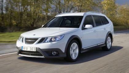 2009 Saab 9-3X 5