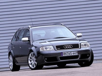 2002 Audi RS6 Avant 1