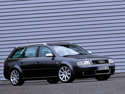 2002 Audi RS6 Avant 2