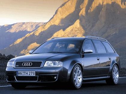 2002 Audi RS6 Avant 7