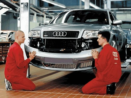 2002 Audi RS6 Avant 19