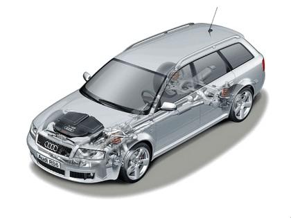 2002 Audi RS6 Avant 26