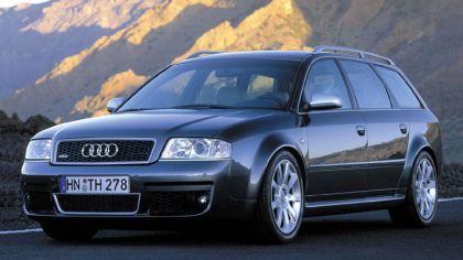 2002 Audi RS6 Avant 4