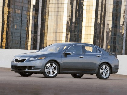 2010 Acura TSX V6 8