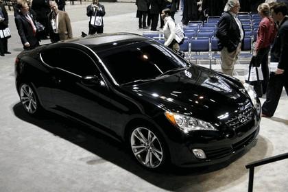 2009 Hyundai Genesis Coupe R-Spec 2