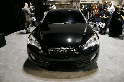 2009 Hyundai Genesis Coupe R-Spec 5