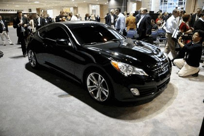 2009 Hyundai Genesis Coupe R-Spec 8