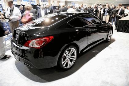 2009 Hyundai Genesis Coupe R-Spec 9