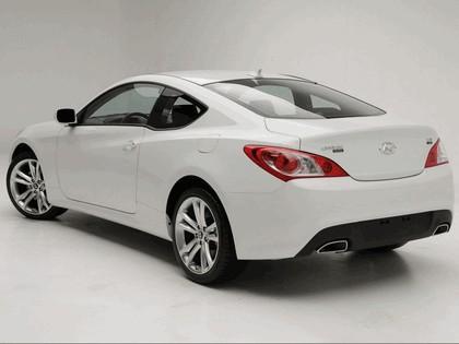 2009 Hyundai Genesis Coupe R-Spec 19
