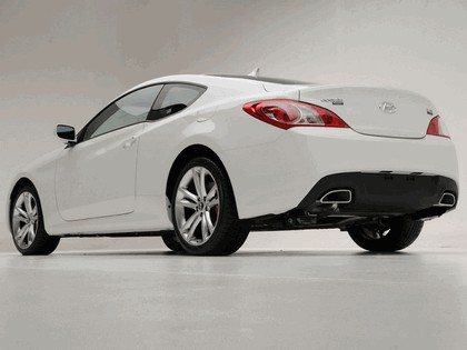 2009 Hyundai Genesis Coupe R-Spec 20