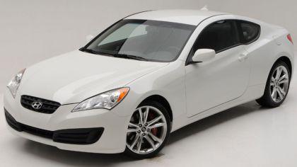 2009 Hyundai Genesis Coupe R-Spec 3