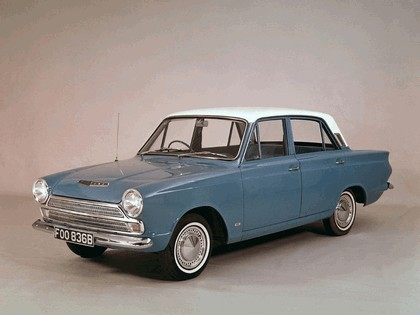 1962 Ford Cortina 4-door sedan 1