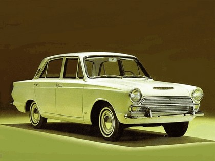 1962 Ford Cortina 4-door sedan 2