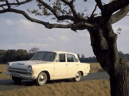 1962 Ford Cortina 4-door sedan 3