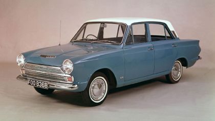 1962 Ford Cortina 4-door sedan 7